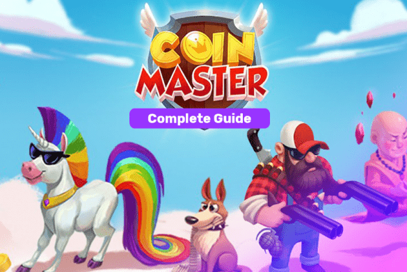 Coin Master Complete Guide