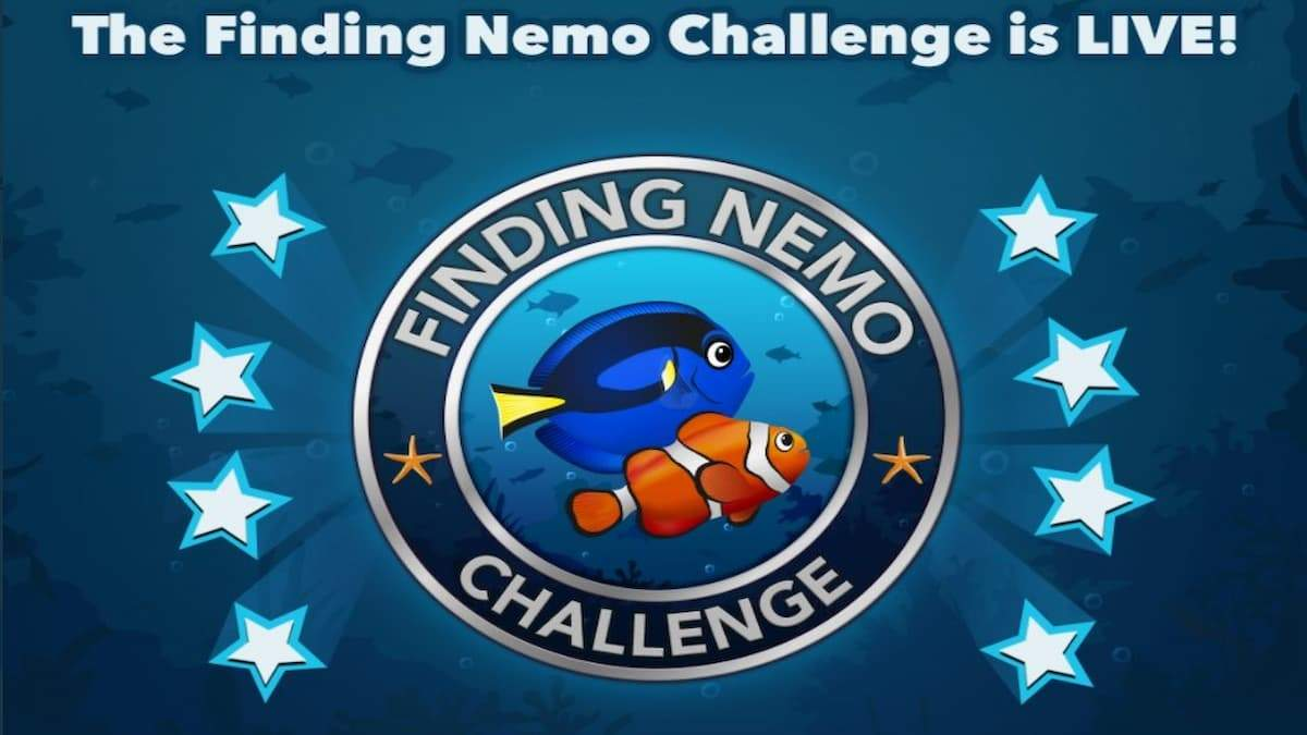 Finding Nemo Challenge Bitlife