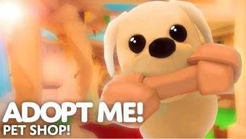 Adopt me ! Pet Shop Roblox