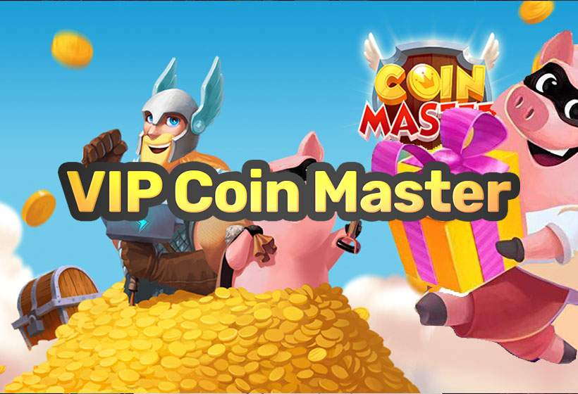 Coin Master VIP Member – How to become a VIP