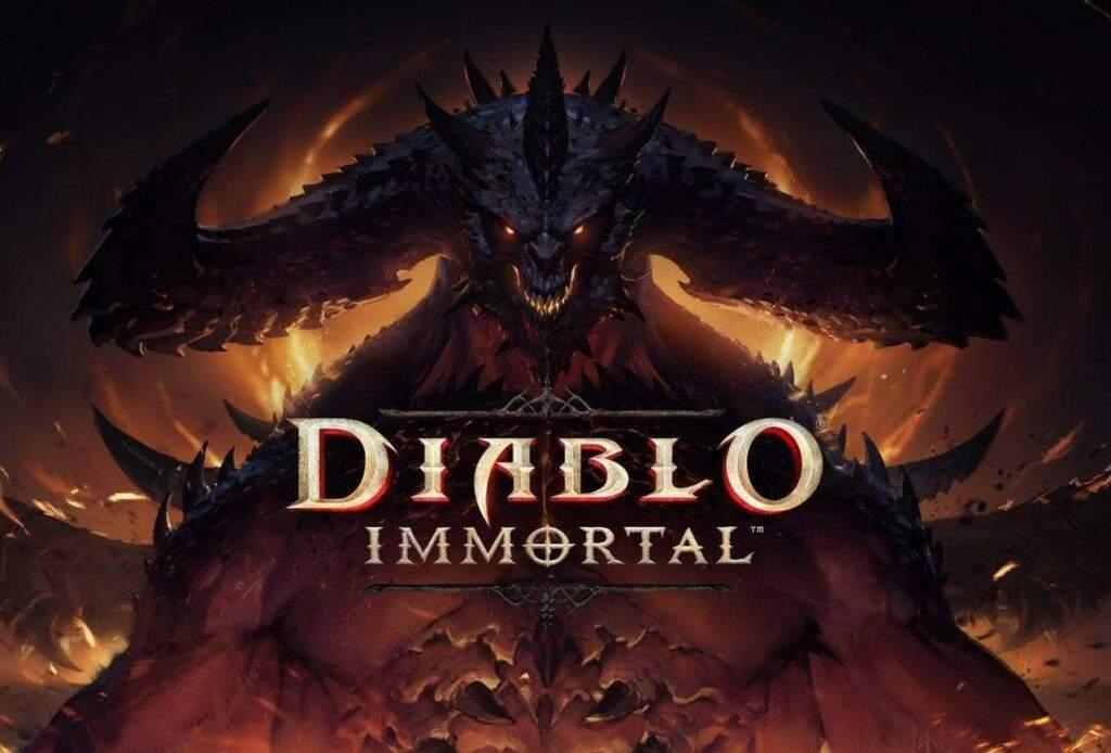 Best mobile games in 2021, Diablo immortals