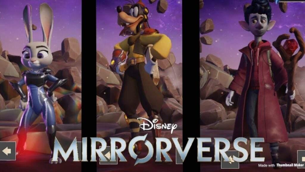 best mobile games, 2021, mirrorverse disney