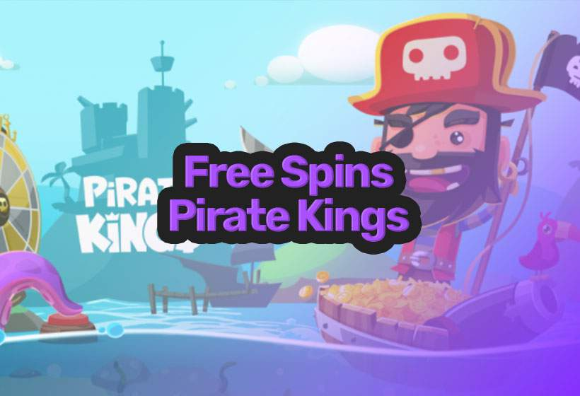 Free Pirate Kings Spins and Coins – Updated daily 2021
