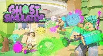 Ghost Simulator Roblox