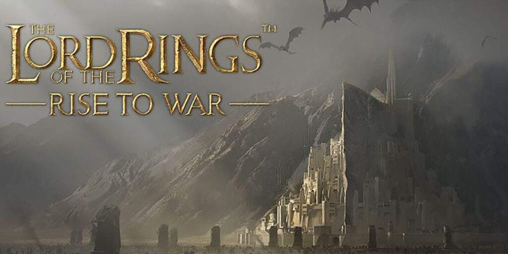 lotr rise to war mobile