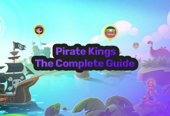 Pirate King Guide - Walkthrough, Tutorial, Secret Island