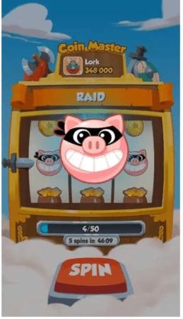 Raid - The Pig Bandit