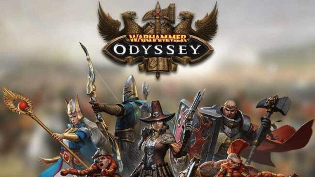 warhammer odyssey, best mobile games 2021