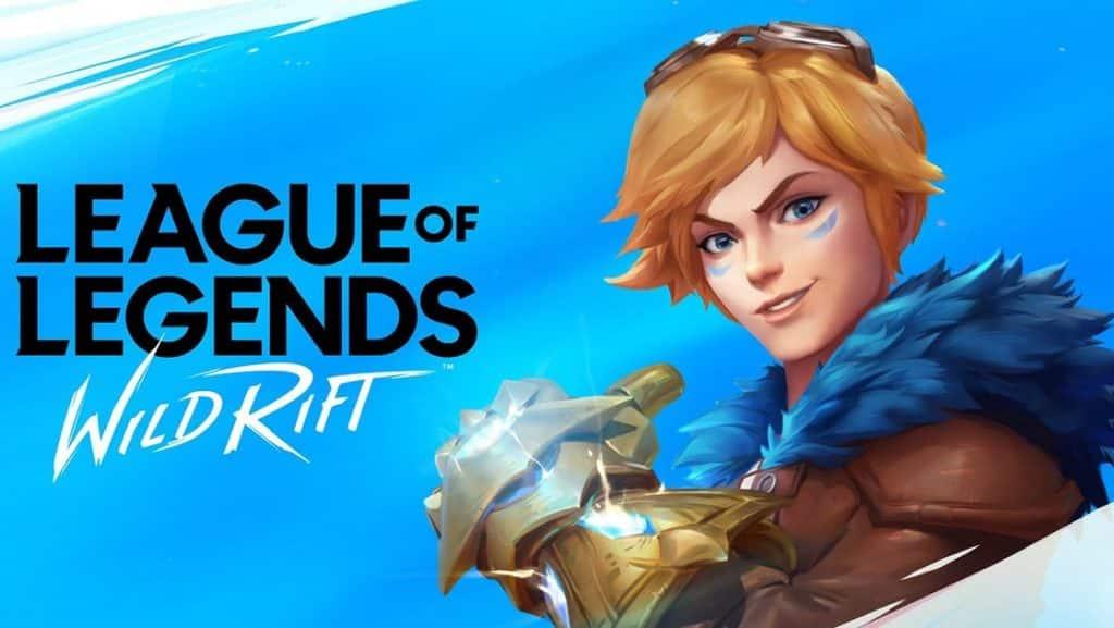 best mobile games 2021, league of legends wild rift, wallpaper