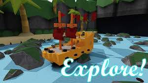 Build a boat for treasure codes and gear 2021