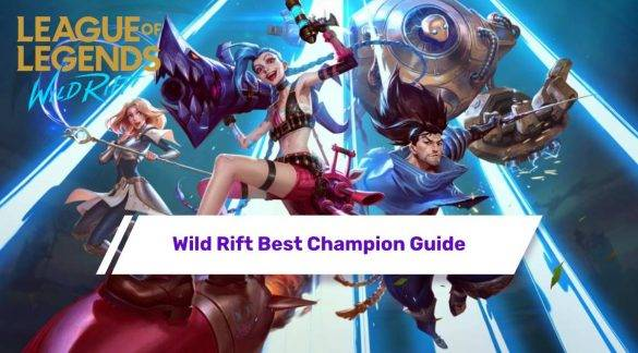 League of legends wild rift release date apk console