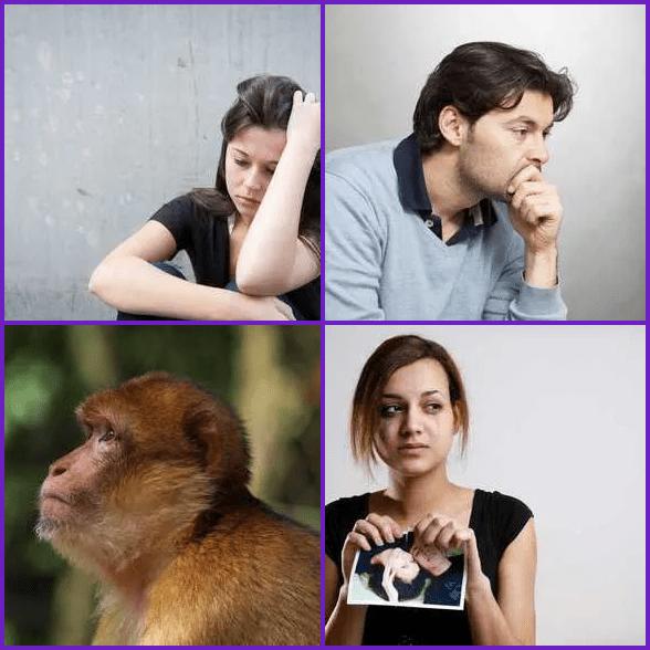 4 Pics 1 Word –  SAD answer