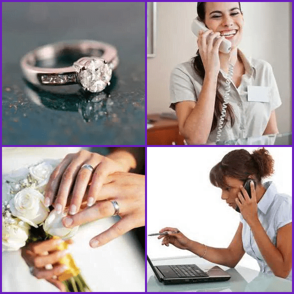4 Pics 1 Word –  RING answer