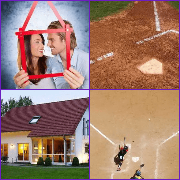 4 Pics 1 Word –  HOME answer