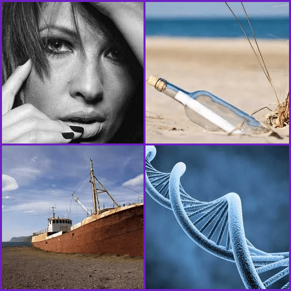 4 Pics 1 Word –  STRAND answer