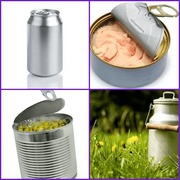 4 Pics 1 Word –  CAN answer