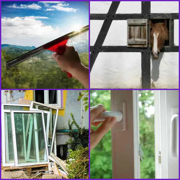 4 Pics 1 Word –  WINDOW answer