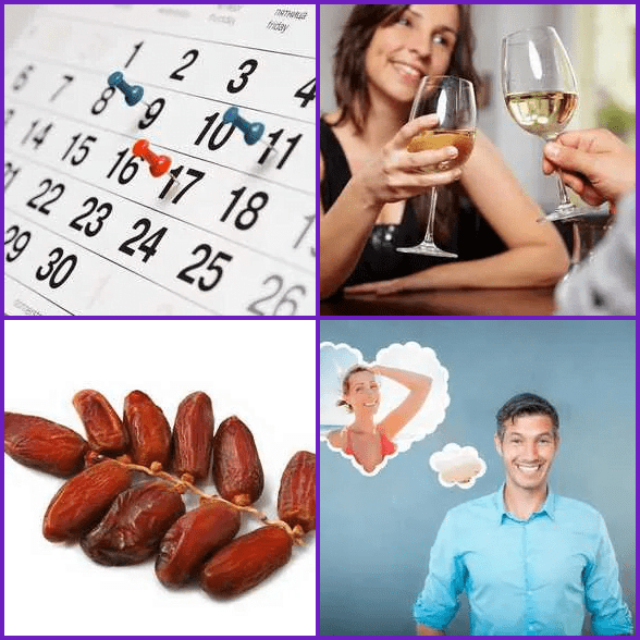4 Pics 1 Word –  DATE answer