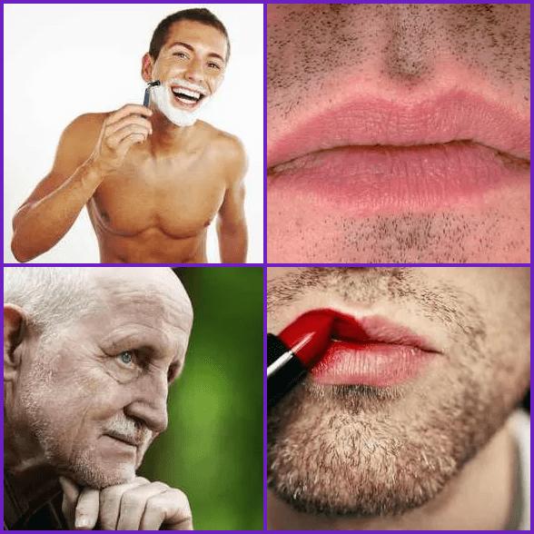 4 Pics 1 Word –  STUBBLE answer