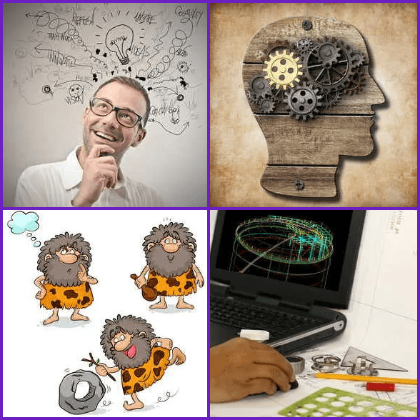4 Pics 1 Word –  INVENT answer