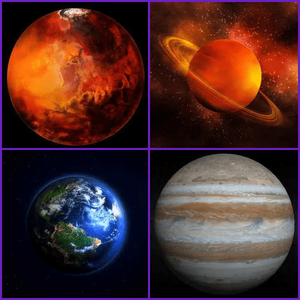 4 Pics 1 Word –  PLANET answer