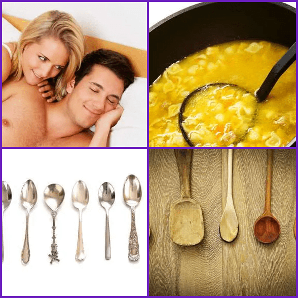 4 Pics 1 Word –  SPOON answer