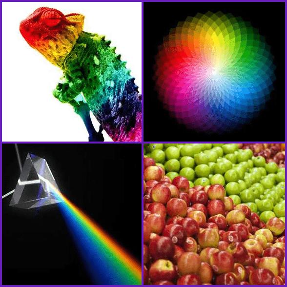 4 Pics 1 Word –  SPECTRUM answer