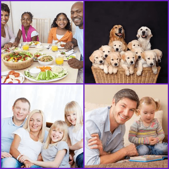 4 Pics 1 Word –  FAMILY answer