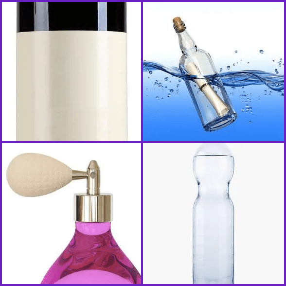 4 Pics 1 Word –  BOTTLE answer