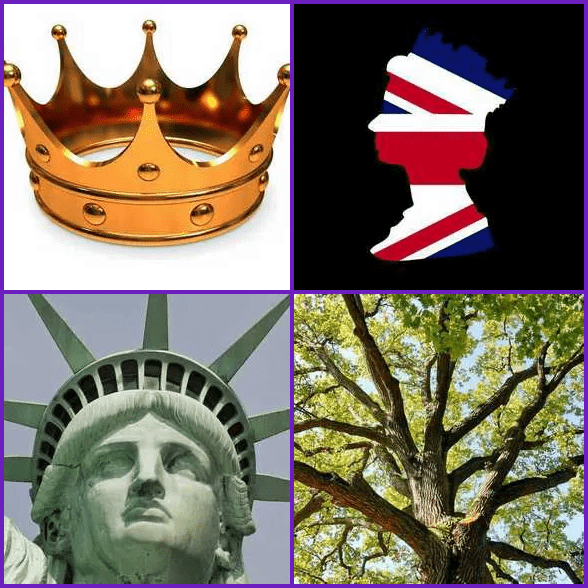 4 Pics 1 Word –  CROWN answer