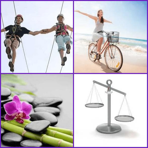 4 Pics 1 Word –  BALANCE answer