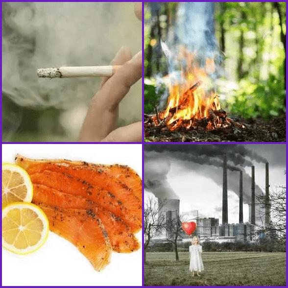 4 Pics 1 Word –  SMOKE answer