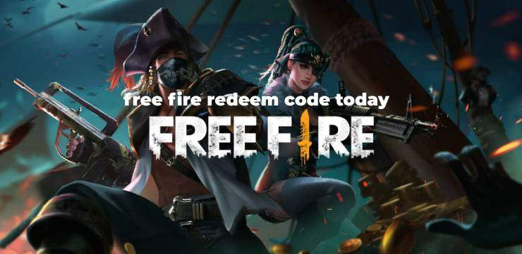 Free Fire Redeem Code Today 2021 – Updated Daily Garena