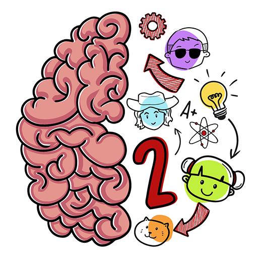 Brain Test 2 – All about the game, level answers & solutions