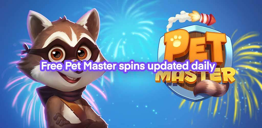 Free Pet Master Spins & Coins Updated Daily